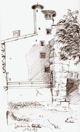 Jardin de Cybèle